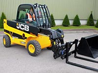 JCB Recycling Industriegabelstapler